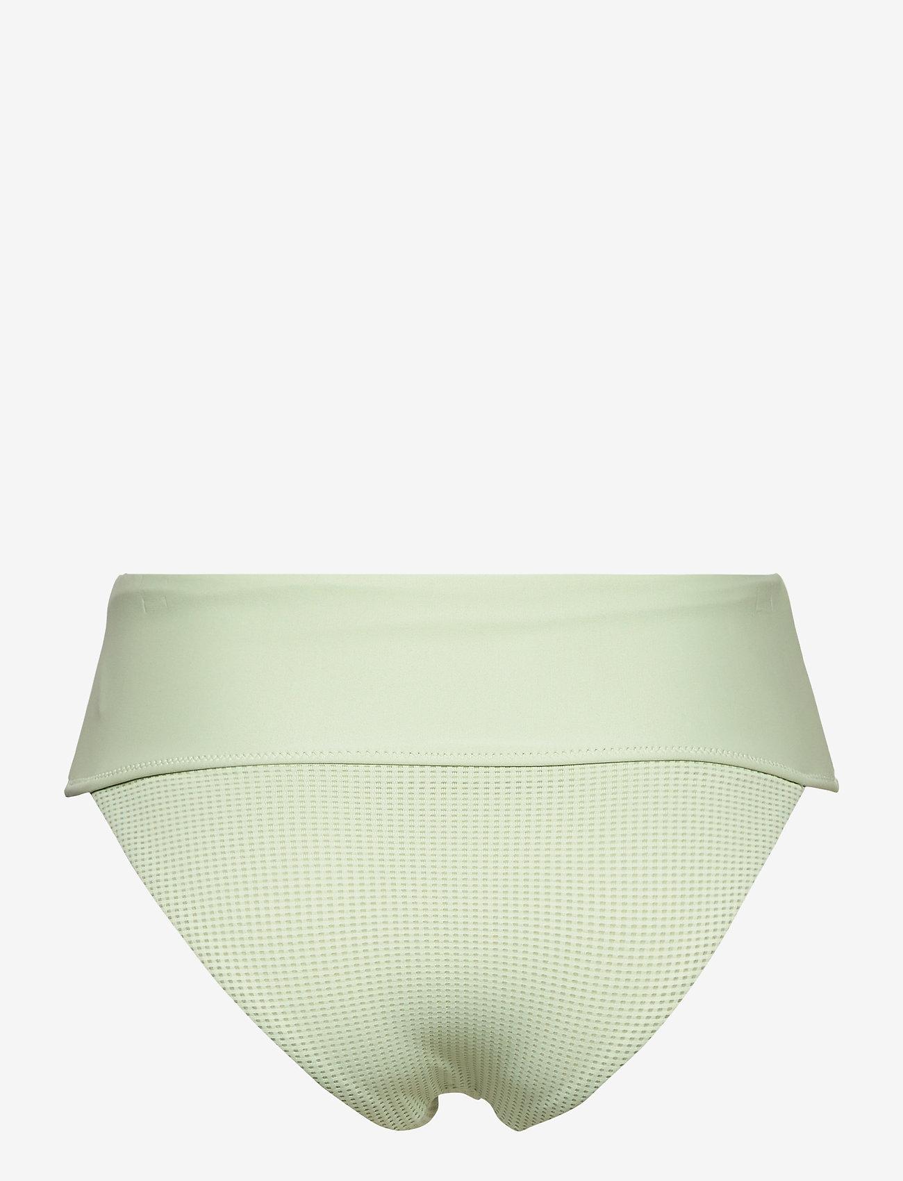 Casall - Iconic High Waist Bikini Bottoms - doły strojów kąpielowych - calming green - 1