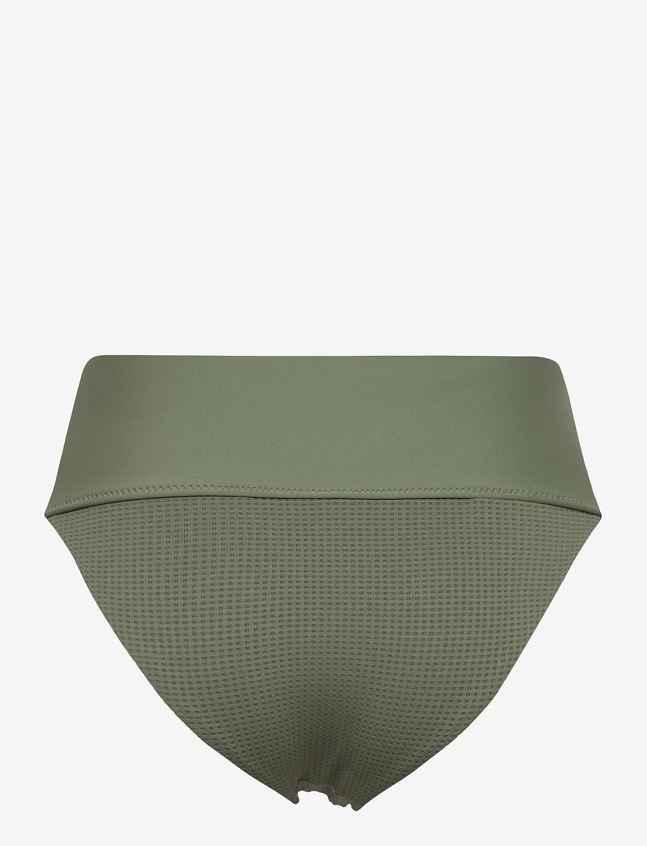 Casall - Iconic High Waist Bikini Bottoms - doły strojów kąpielowych - northern green - 1