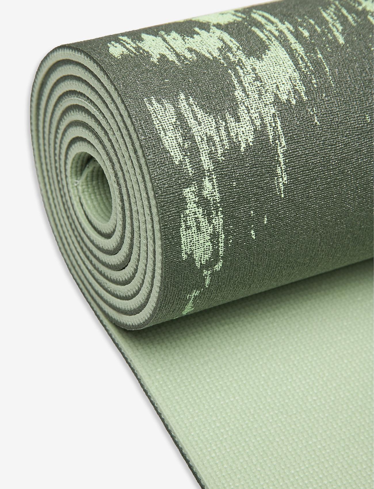 Casall - Exercise mat Cushion 5mm - sprzęt treningowy - calming green - 1