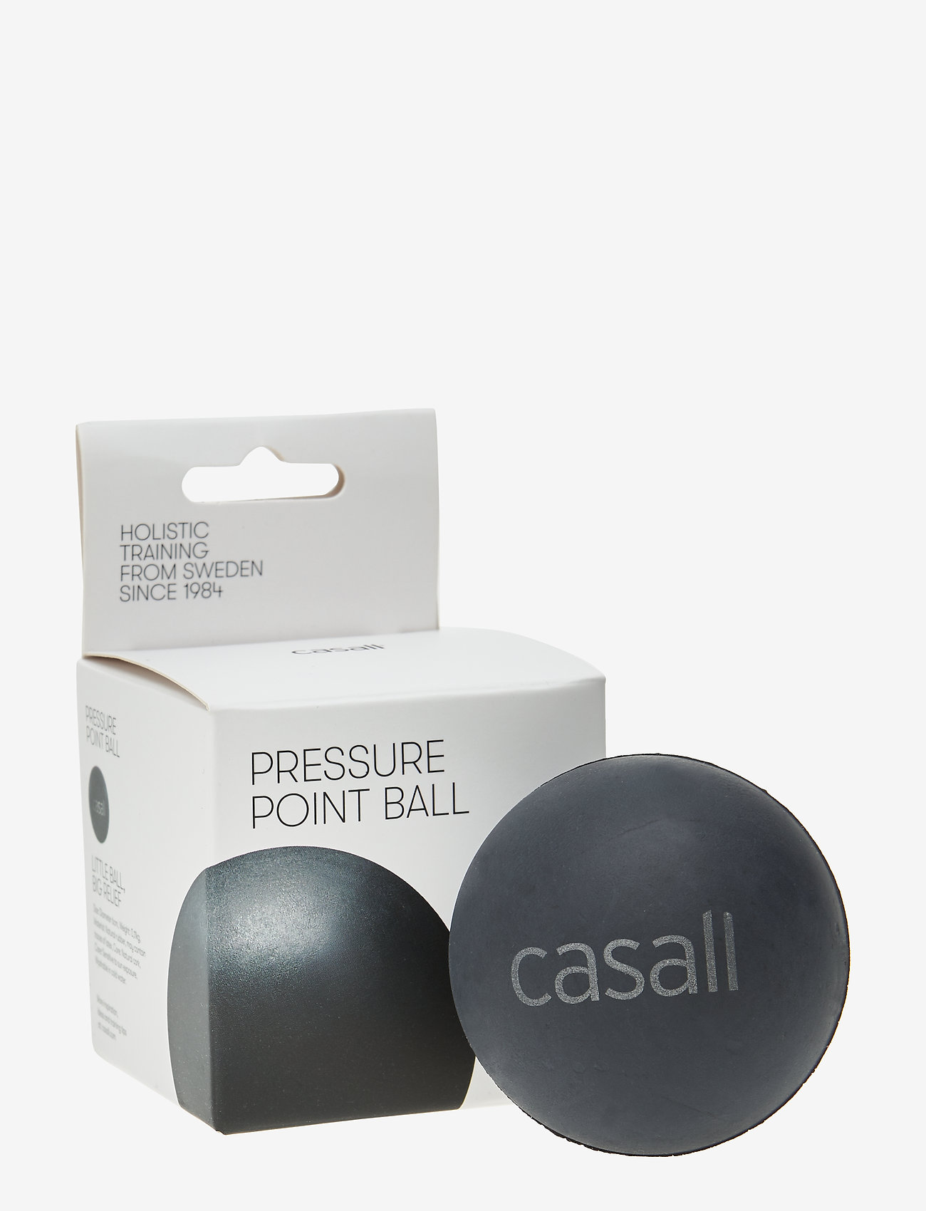 Casall - Pressure point ball - trainingsmateriaal - black - 0