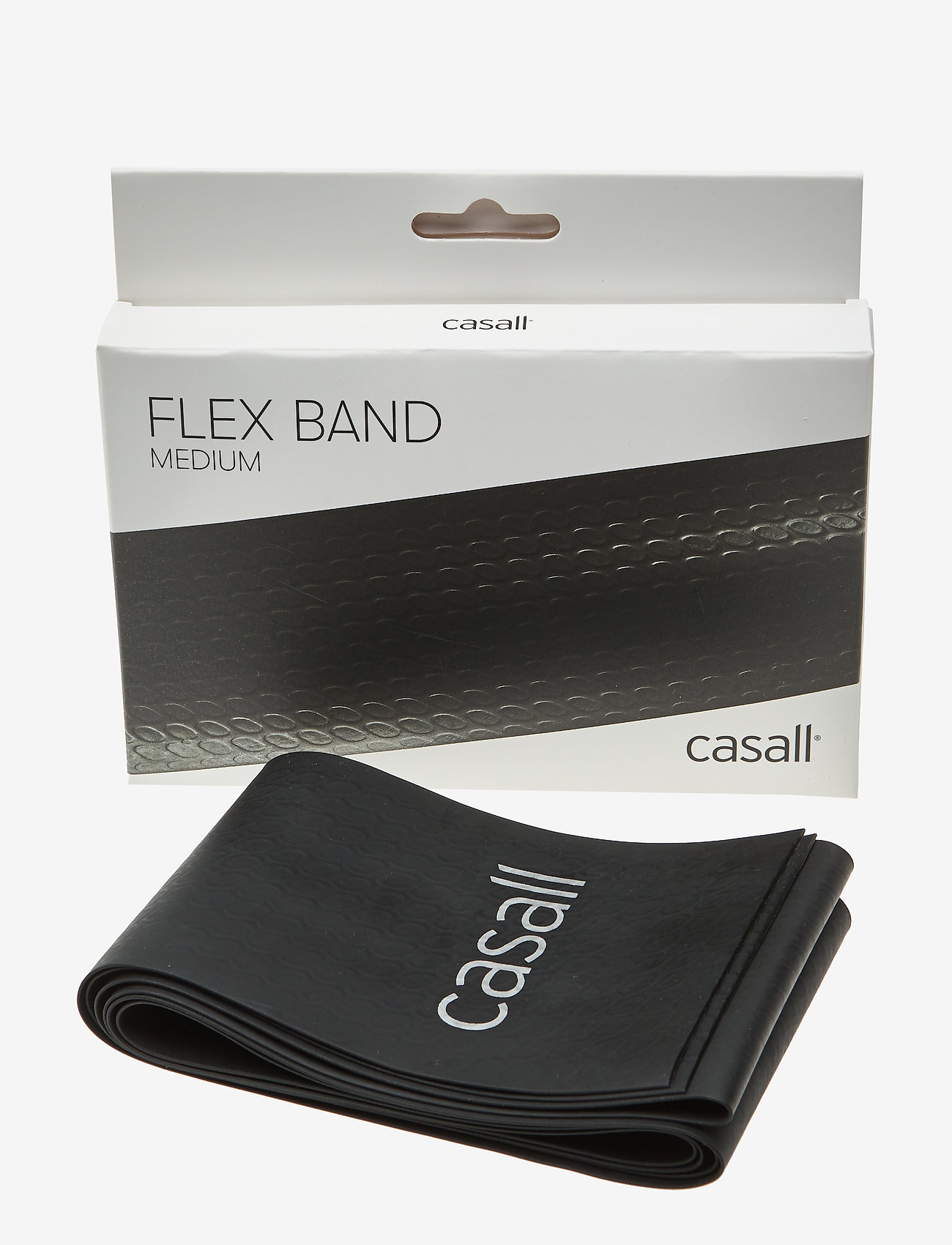Casall - Flex band medium 1pcs - vastuskuminauhat - black - 0