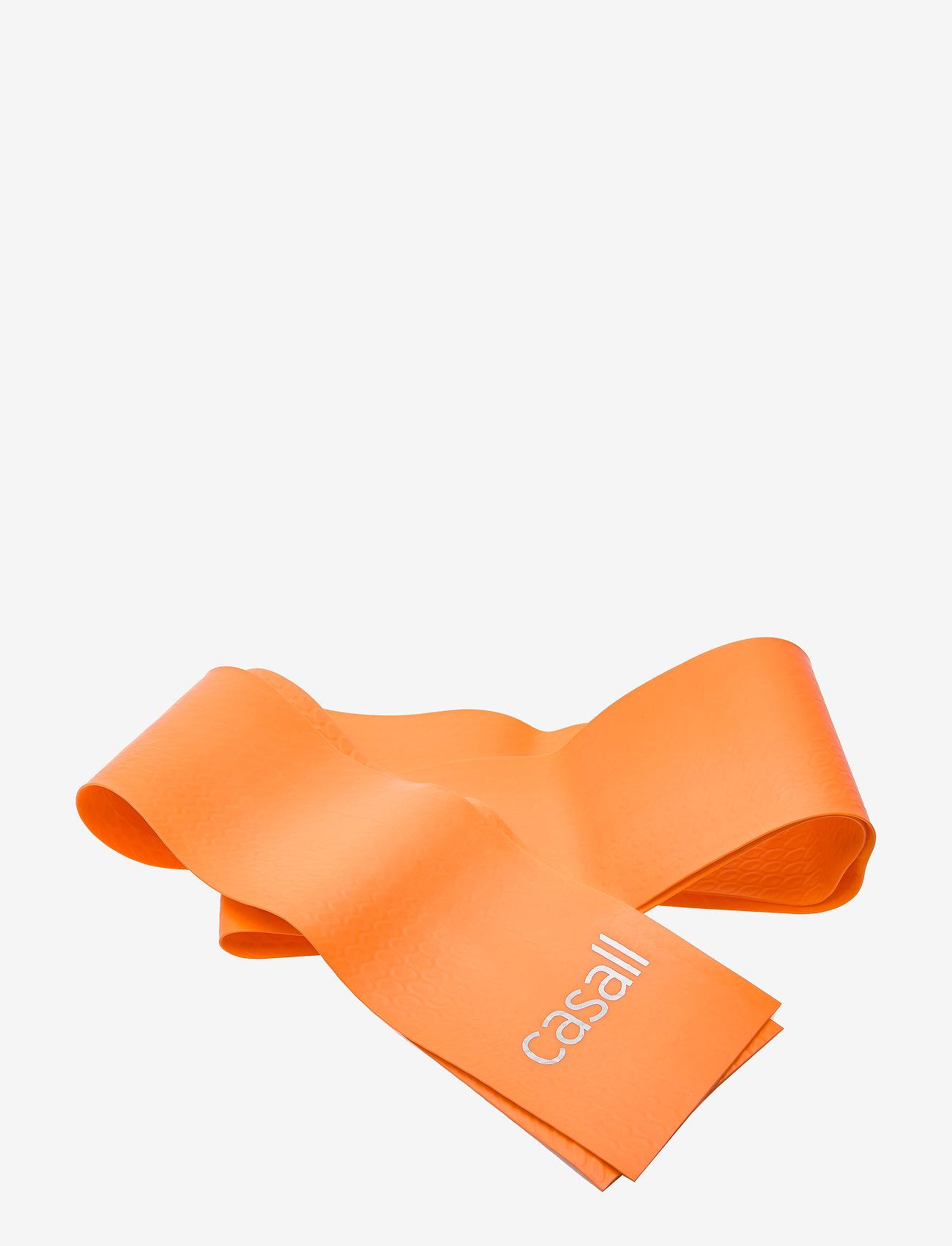 Casall - Flex band hard 1pcs - treningsutstyr - orange - 1