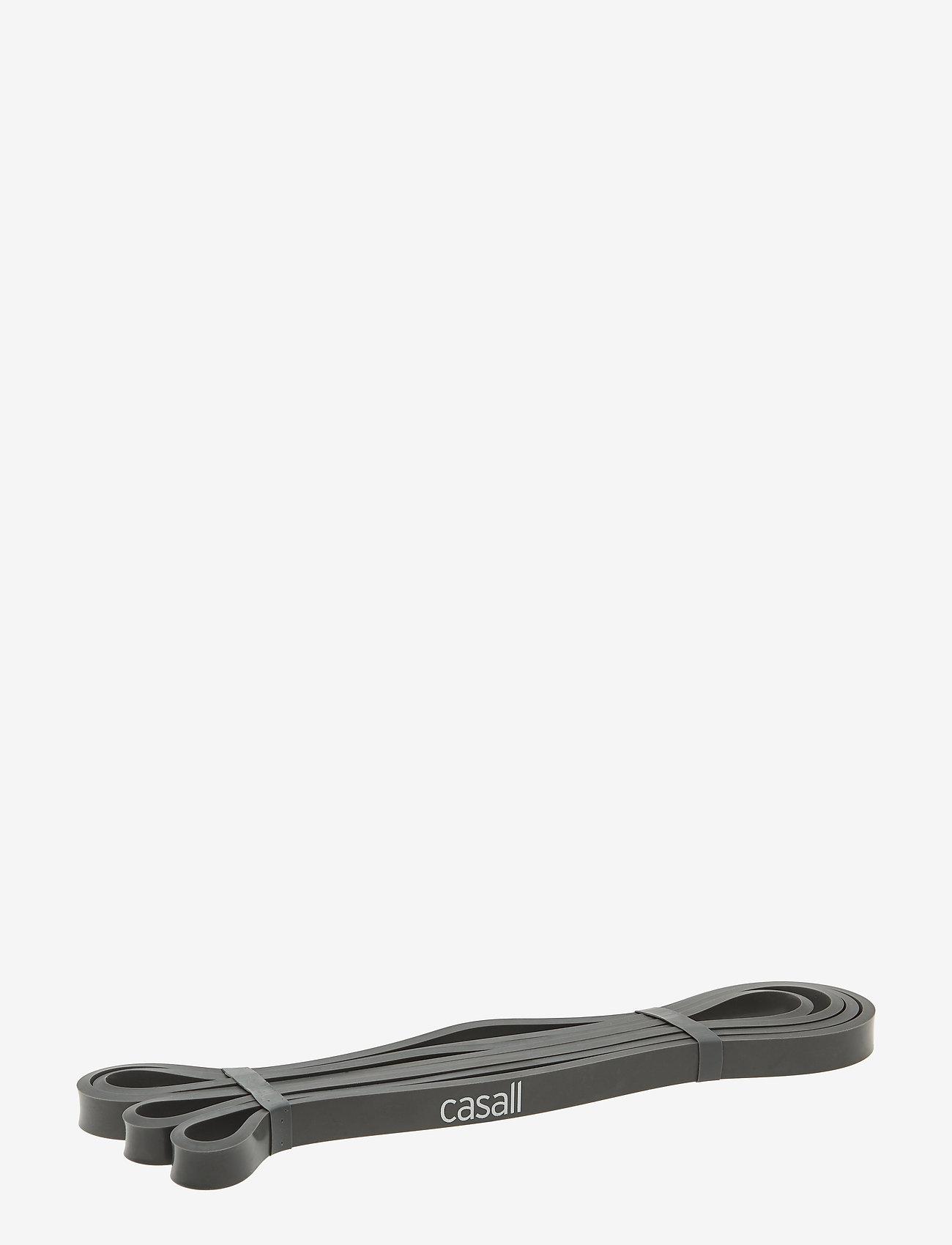 Casall - Long rubber band light - sprzęt treningowy - light grey - 1