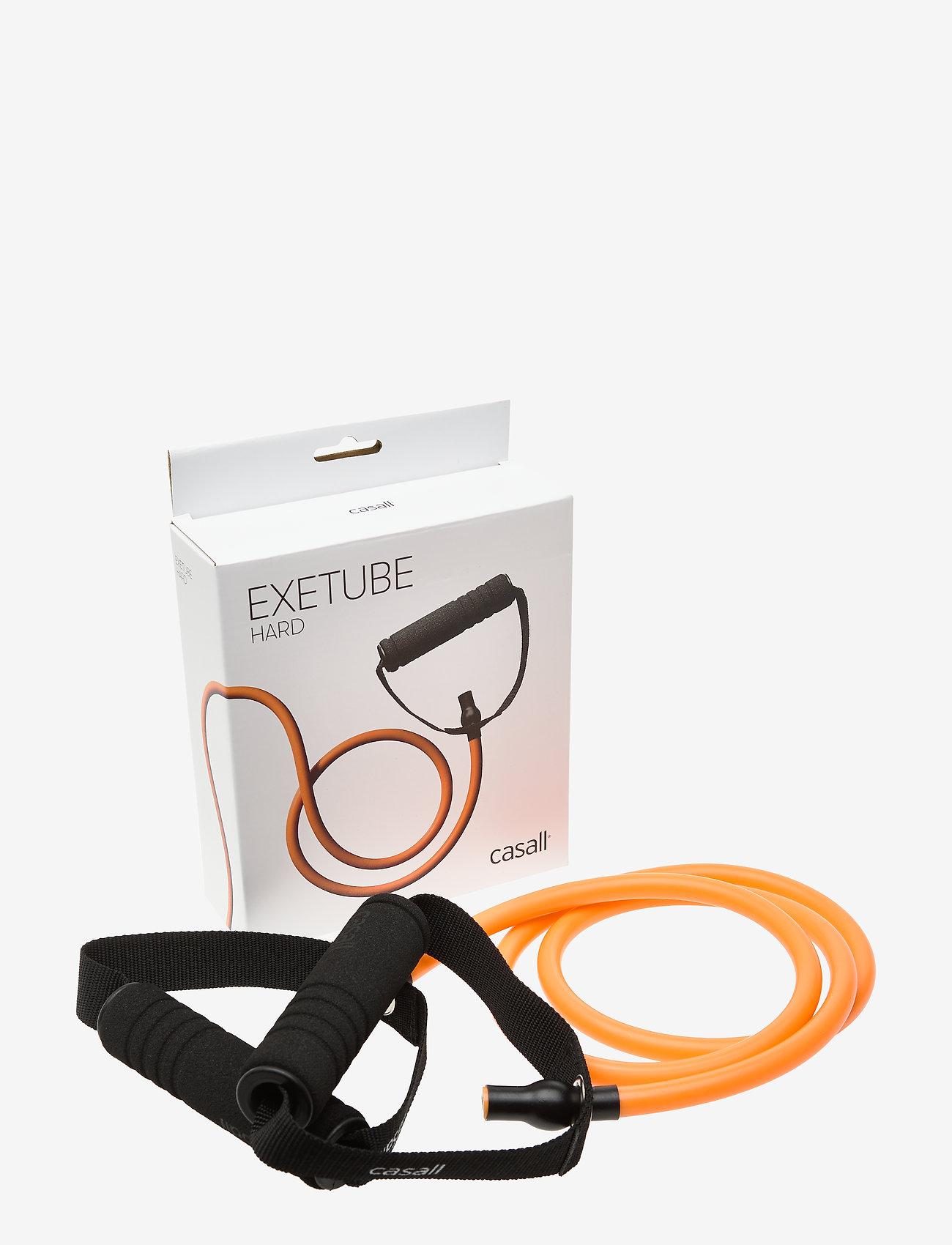 Casall - Exetube hard - kotitreenivälineet - orange - 0
