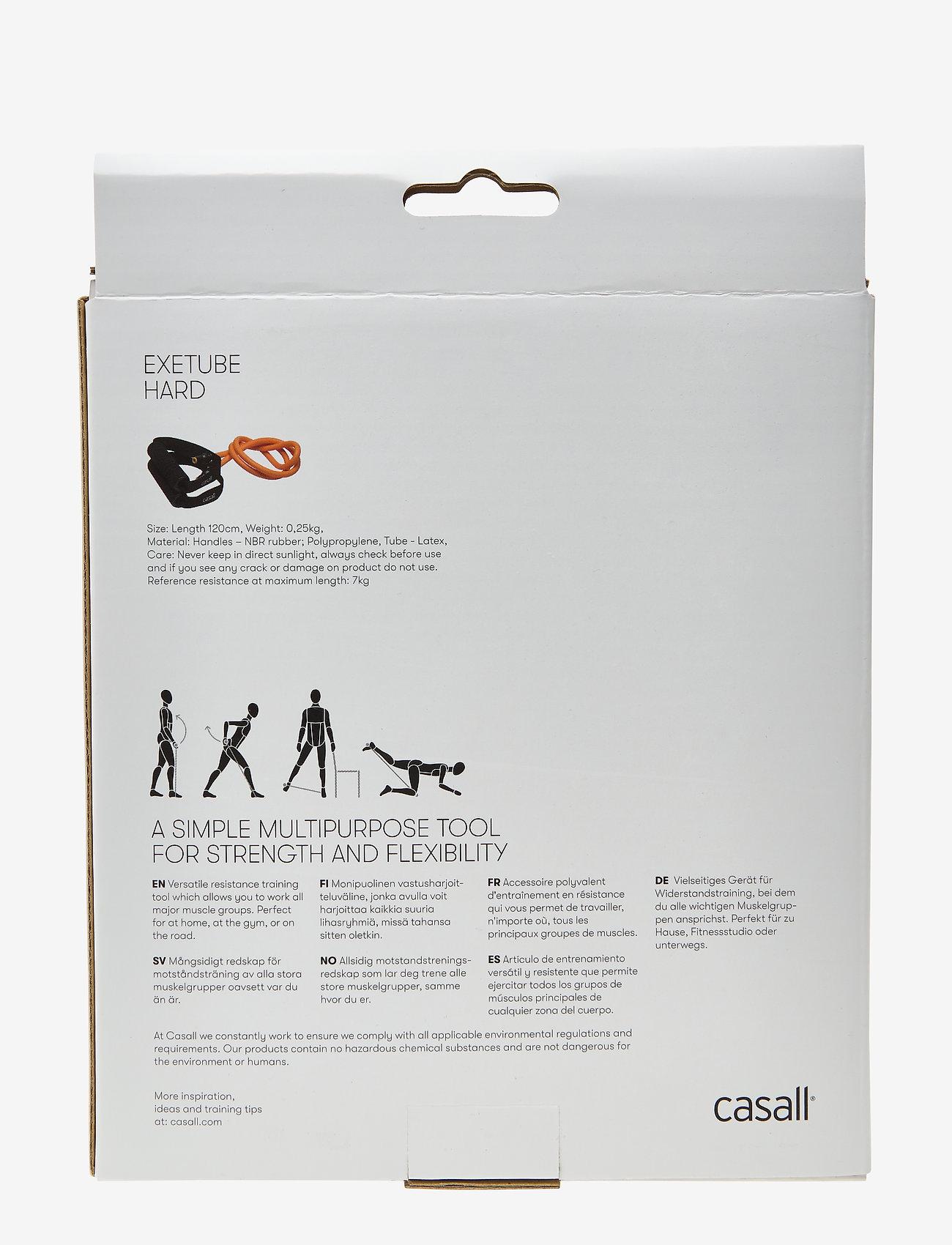 Casall - Exetube hard - kotitreenivälineet - orange - 1