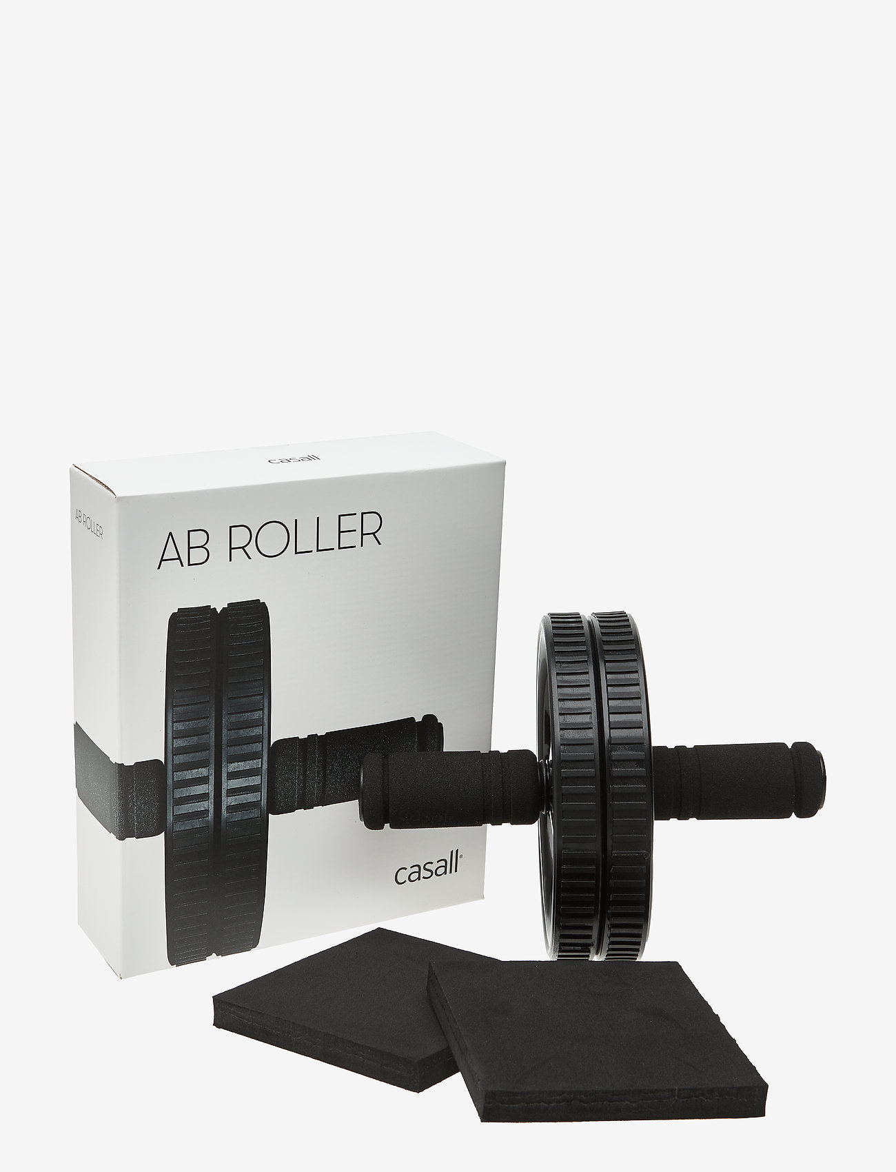 Casall - AB roller - sprzęt treningowy - black - 0