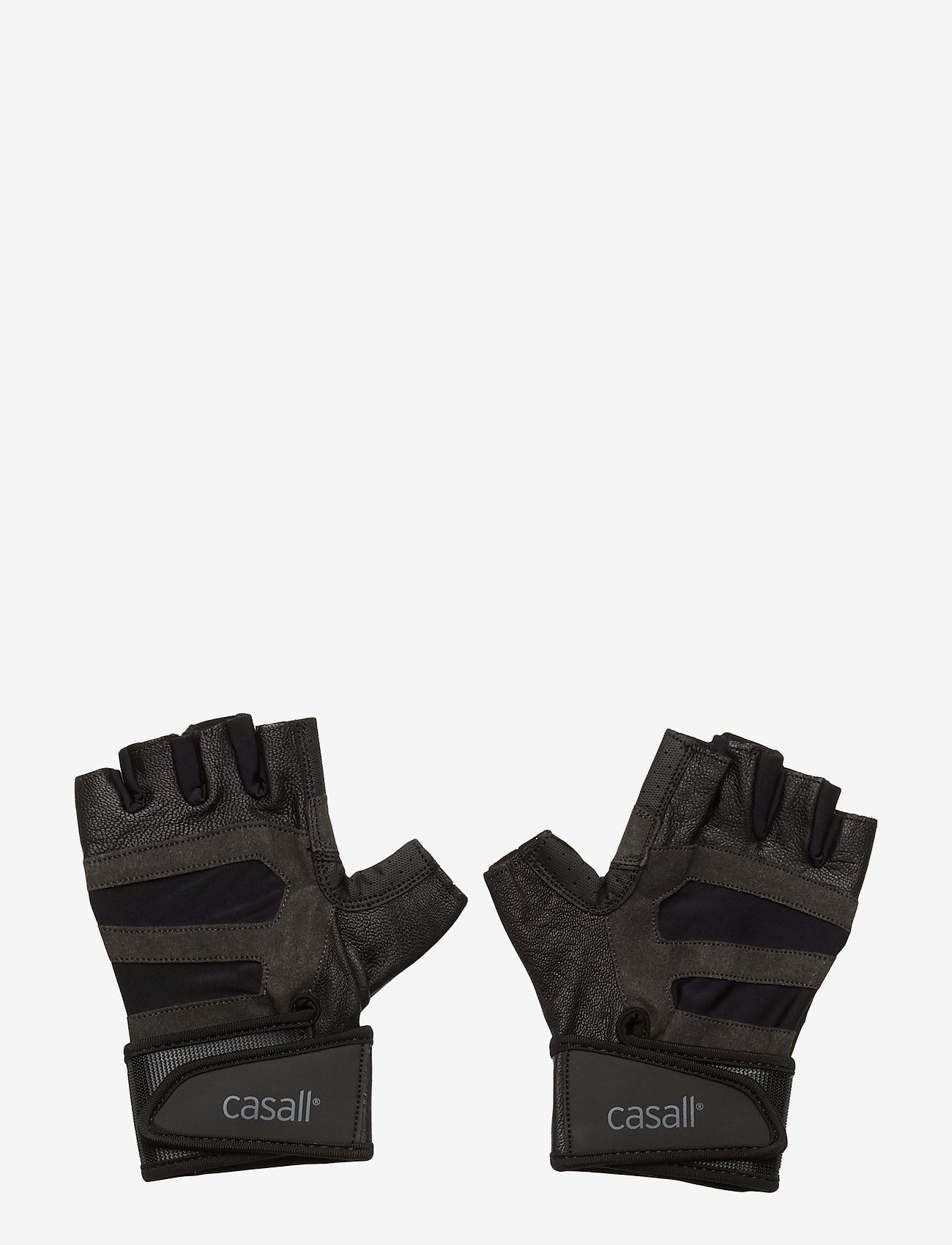 Casall - Exercise glove support - trainingsmateriaal - black - 0