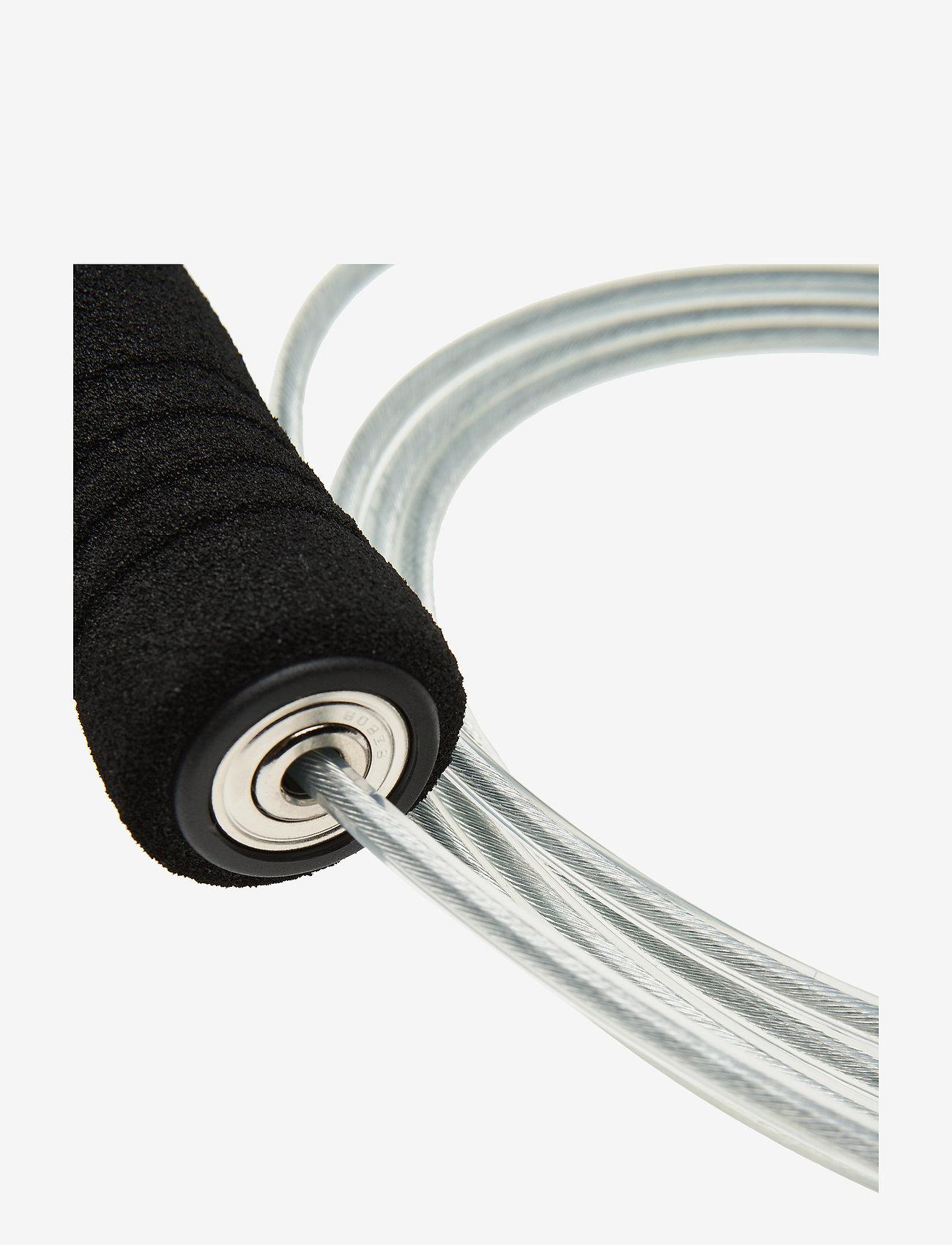 Casall - Jump rope steelwire - treningsutstyr - black - 1