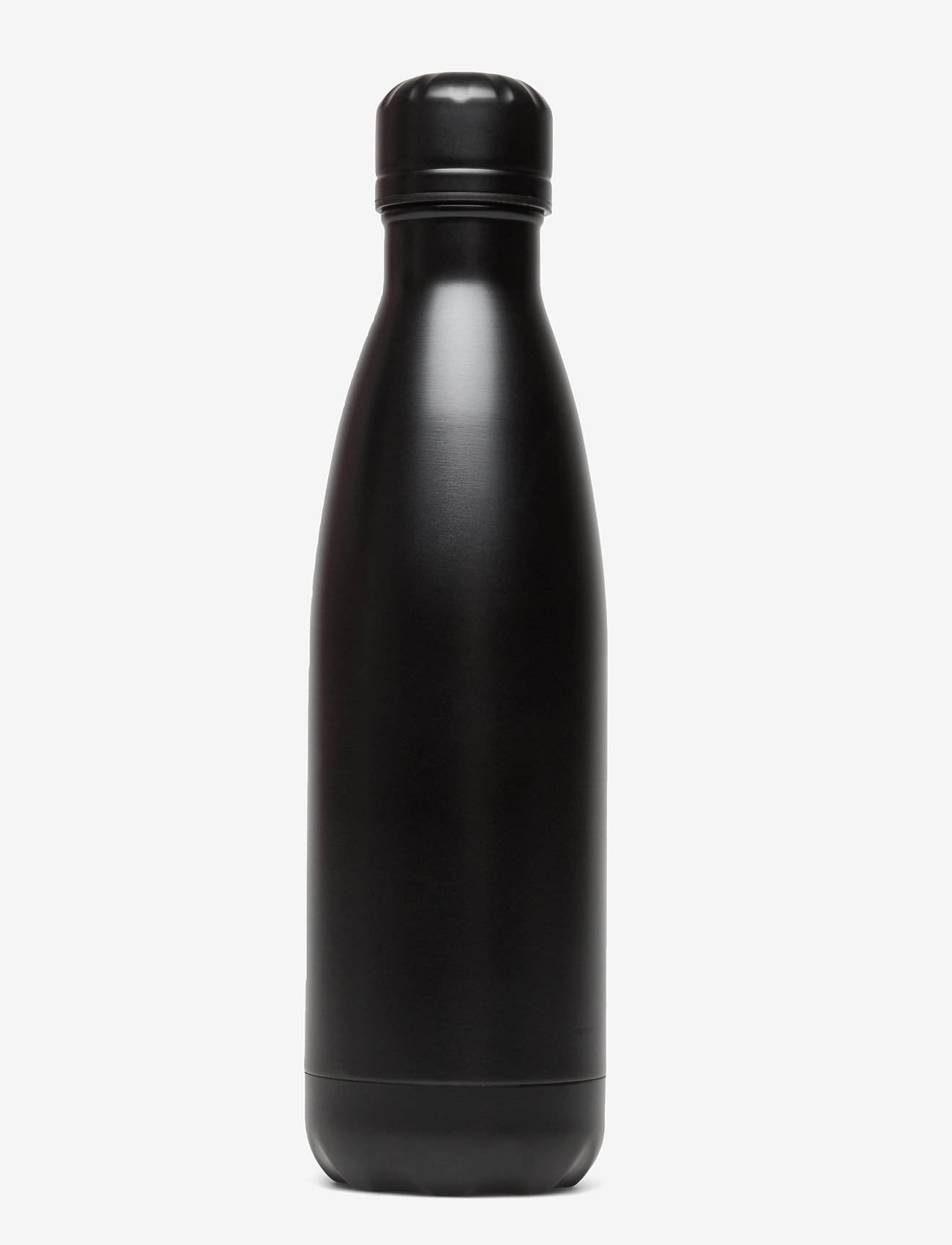 Casall - ECO Cold bottle 0,5L - vannflasker og termoser - black - 1