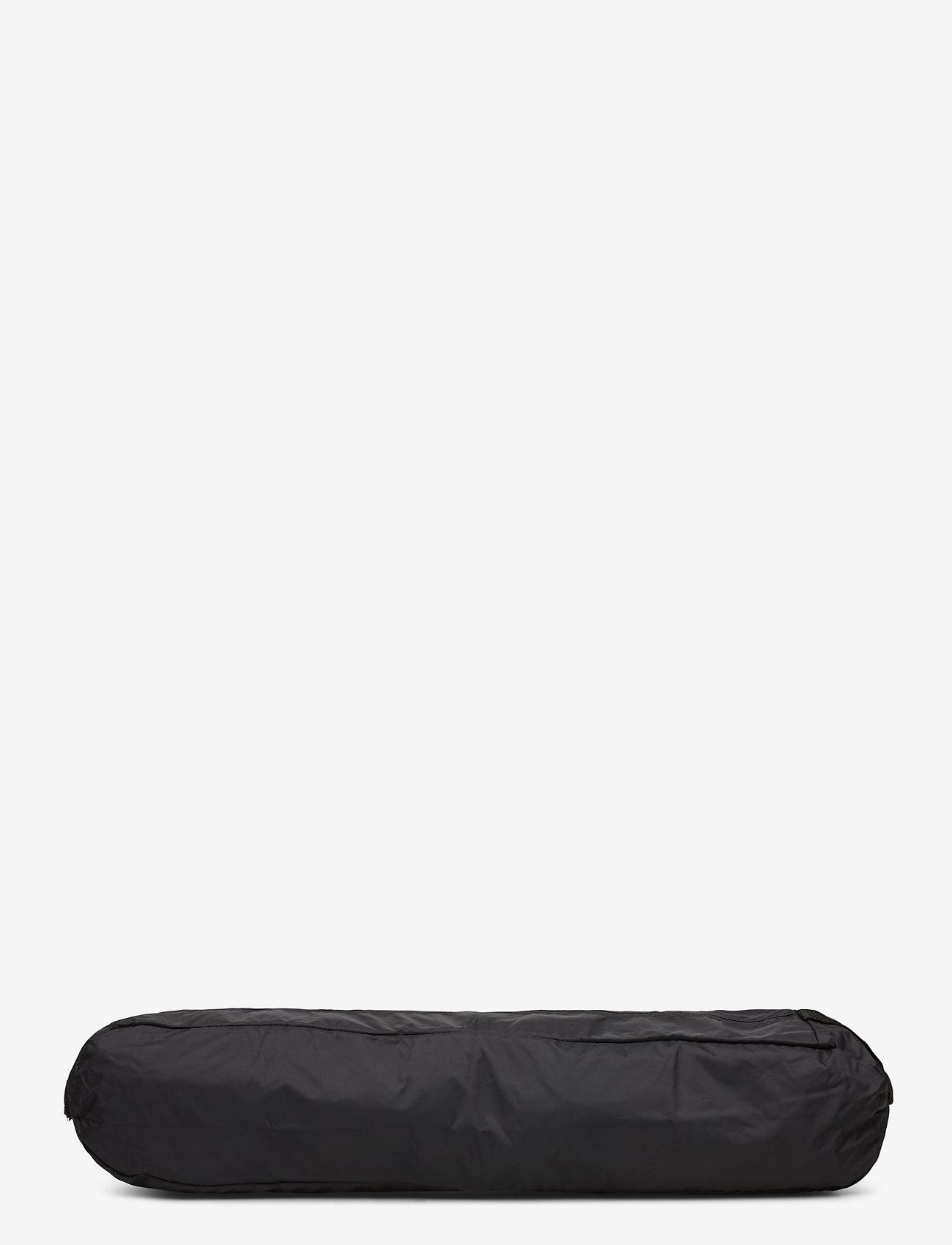 Casall - Yoga mat bag - treningsutstyr - black - 1