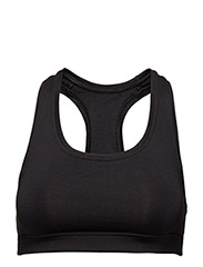 Iconic sports bra - BLACK