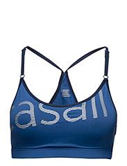 Glorious sports bra - CLARITY BLUE