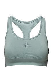 Smooth sports bra - SAGE GREEN