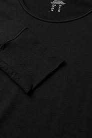 Casall - Essential long sleeve - bluzki z długim rękawem - black - 3