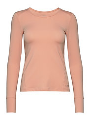 Essential long sleeve - TRIGGER PINK