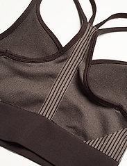 Casall - Seamless sports top - biustonosze sportowe: wysokie - berlin brown - 3