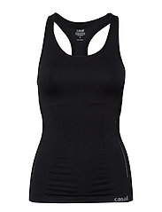 Seamless support racerback - BLACK