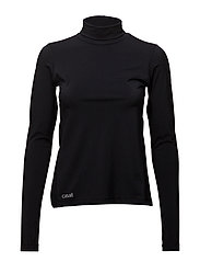 Pulse turtle neck - BLACK