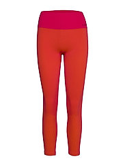 Seamless tights - VIVID PINK