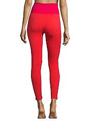 Casall - Seamless tights - running & training tights - vivid pink - 4
