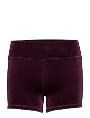 Velvet hotpants - PULSE PURPLE
