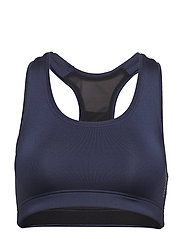 Iconic wool sports bra - HERO BLUE