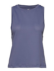 Iconic Straight Tank - BLUE SPRING
