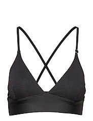 Iconic Bikini Top - BLACK