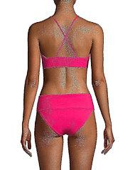 Casall - Iconic Bikini Top - bikinitoppar - lt vivid pink - 3