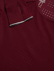 Casall - Ventilation Long Sleeve - bluzki z długim rękawem - dk moving red - 2