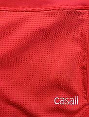 Casall - Iconic Shorts - spodenki treningowe - impact red - 2
