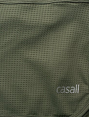 Casall - Iconic Shorts - spodenki treningowe - northern green - 2
