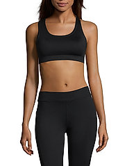 Casall - Iconic Sports Bra - sport-bh: medium - black - 0