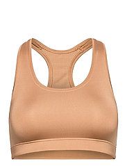 Iconic Sports Bra - CLEAN BEIGE