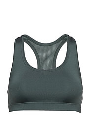Iconic Sports Bra - TURNING GREEN