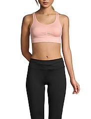 Casall - Soft Sports Bra - sport-bh: hög - trigger pink - 0