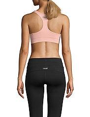 Casall - Soft Sports Bra - sport-bh: hög - trigger pink - 3