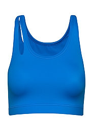 Move Around Sports Bra - FIERCE BLUE