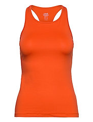 Essential Racerback - INTENSE ORANGE