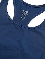 Casall - Essential Racerback - podkoszulki bez rękawów - steady blue - 2
