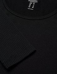 Casall - Iconic Long Sleeve - topjes met lange mouwen - black - 2