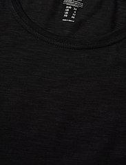 Casall - Texture Tee - t-shirty - black - 2