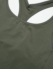 Casall - Iconic racerback - podkoszulki bez rękawów - northern green - 2