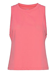 Iconic Loose Tank - BRILLIANT PINK