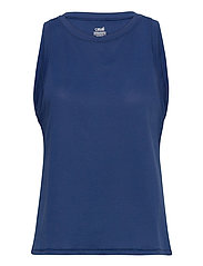 Iconic Loose Tank - STEADY BLUE