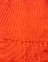 Casall - Shiny Matte Seamless Tights - running & training tights - intense orange - 2