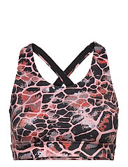 Crossback Sports Bra - SAVANNAH PINK