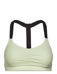 Bikini Sports Top - CALMING GREEN