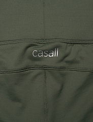 Casall - Iconic 3/4 Tights - running & training tights - northern green - 2