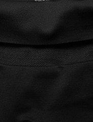 Casall - Seamless Blocked Tights - running & training tights - black - 2